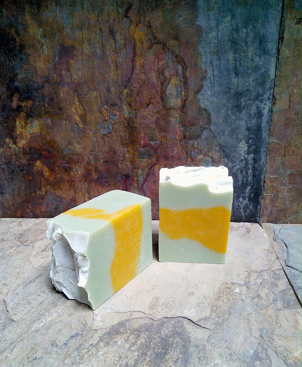 TEA TREE & ORANGE SOAP***